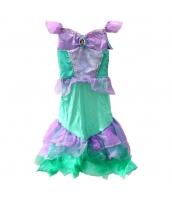 コスチューム マーメイド ドレス 4-6歳児 qx10054-7