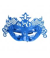 コスプレ小道具 アイマスク 藍 qx10061-16