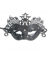 コスプレ小道具 アイマスク 黒 qx10061-18