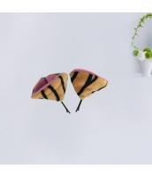 コスプレ小道具 ヘアクリップ 猫耳 タイガー qx10062-10