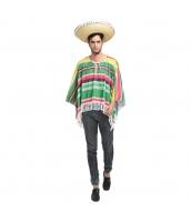 メキシコ コスチューム 衣装 グリーン qx10063-14