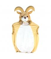 コスチューム 羊 半身着ぐるみ 子供用 qx10065-10