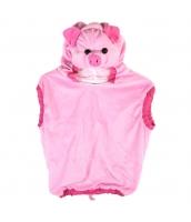 コスチューム 豚 半身着ぐるみ 子供用 qx10065-7