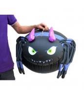 コスプレ小道具 変形風船 クモ スパイダーバルーン qx10066-3