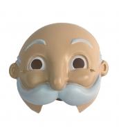 コスプレ小道具 金持ちあしながおじさん マスク qx10068-2
