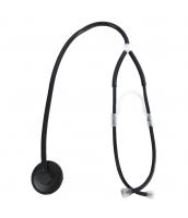 コスプレ小道具 医者・看護婦 聴診器 ブラック qx10120-3