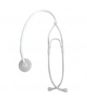 コスプレ小道具 医者・看護婦 聴診器 ホワイト qx10120-2