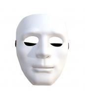 ジャバウォーキーズ Jabbawockeez DANCE KEEPERS コスプレ小道具 白色 マスク 大人/子供共通 qx10085-4