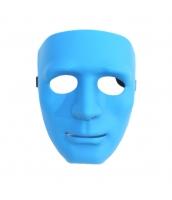 ジャバウォーキーズ Jabbawockeez DANCE KEEPERS コスプレ小道具 ブルー マスク 大人/子供共通 qx10085-7
