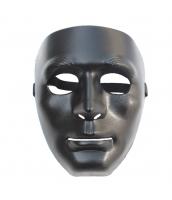 ジャバウォーキーズ Jabbawockeez DANCE KEEPERS コスプレ小道具 ブラック マスク 大人/子供共通 qx10085-8