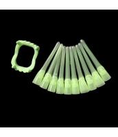 ハロウィン用品 小道具 バンパイア 牙 爪 qx10086-6