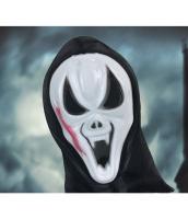 フードマスク ゾンビ 釣り目 qx10106-2
