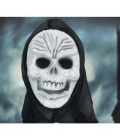 フードマスク ゾンビ 髑髏 qx10106-3