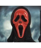 フードマスク ゾンビ 赤たれ目 qx10106-5