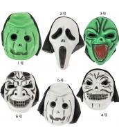 マスク ゾンビ 1つランダム発送 qx10106-7