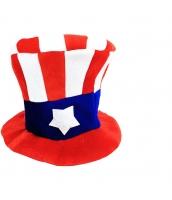 ピエロ 帽子 米国旗 qx10127-13