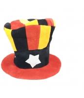 ピエロ 帽子 国旗 qx10127-14