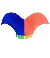 ピエロ 帽子 2つ角 qx10127-3