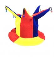 ピエロ 帽子 6つ角 qx10127-4