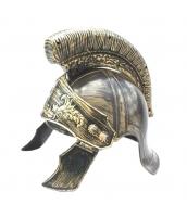 古代ローマ おもちゃ兵器・武器 グラディエーター 金魔王ヘルメット qx10128-11