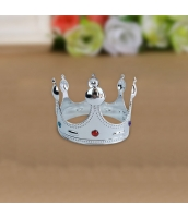王冠・クラウン・ティアラ 銀 qx10129-6