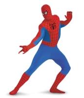 スパイダーマン コスチューム ジャンプスーツ qx10131-4