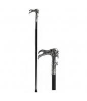 おもちゃ兵器・武器 髑髏の杖 金属 qx10132-5