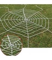 コスプレ小道具 クモの網 白 4M qx10135-3