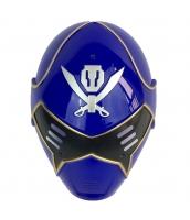 マスク ブルー戦士 大人/子供共通 qx10150-7