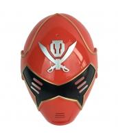 マスク レッド戦士 大人/子供共通 qx10150-8