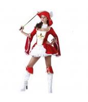 パイレーツ・オブ・カリビアン コスチューム ドレス女 トップス+スカート+ウエストバンド+ヘッドピース 4点セット qx10151-7
