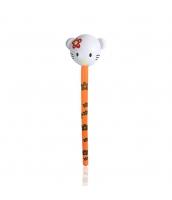 変形風船 動物 棒・杖 猫 130cm qx10158-5