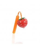 変形風船 動物 棒・杖 流星イチゴ 60cm qx10158-8
