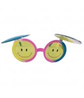お笑いメガネ 笑顔 幅14cm qx10165-1