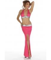 【即納】ロングナイトドレス☆パーティドレス tk-rr3053-1-f-pk【カラー:ピンク】【サイズ:フリー】