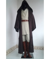 スターウォーズStarWars 銀河系の自由と正義の守護者ジェダイ(Jedi)の騎士 アナキン コートのみ コスチューム・コスプレ ハロウィン 仮装 衣装stw0004-1
