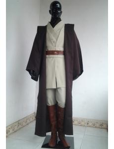 スターウォーズStarWars 銀河系の自由と正義の守護者ジェダイ(Jedi)の騎士 アナキン コートのみ コスチューム・コスプレ ハロウィン 仮装 衣装 XLサイズ stw0004-7