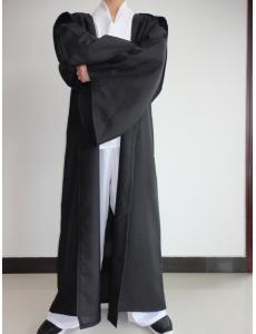 スターウォーズStarWars 黒魔術士 魔道士 ロング・ローブ フードつき コスチューム・コスプレ ハロウィン 仮装 衣装 Mサイズ stw0005-3