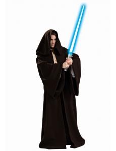 スターウォーズStarWars 黒魔術士 魔道士 ロング・ローブ フードつき コスチューム・コスプレ ハロウィン 仮装 衣装 XXLサイズ stw0005-10