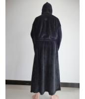 スターウォーズStarWars 銀河系の自由と正義の守護者ジェダイ(Jedi)の騎士ロング・ローブ フードセット 毛足短めベルベット生地 コスチューム・コスプレ ハロウィン 仮装 衣装 Mサイズ stw0006-4