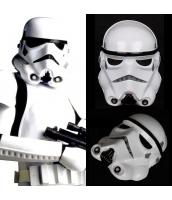 スターウォーズStarWars 白兵 プラスチックマスク SandTrooperサンド・トルーパー StormTroopersストーム・トルーパー 反乱同盟軍 コスチューム・コスプレ ハロウィン 仮装 衣装stw0008-1