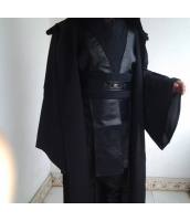 スターウォーズStarWars ジェダイ(Jedi)の恐れを知らない英雄 アナキン・スカイウォーカー コートのみ コスチューム・コスプレ ハロウィン 仮装 衣装 Lサイズ stw0009-5