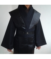 スターウォーズStarWars ジェダイ(Jedi)の恐れを知らない英雄 アナキン・スカイウォーカー フルセットコスチューム・コスプレ ハロウィン 仮装 衣装 Mサイズ stw0009-4