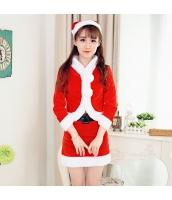 クリスマスコスプレ レディースサンタクロース コスチューム xm1001