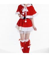 クリスマスコスプレ レディースサンタクロース コスチューム xm1015-2