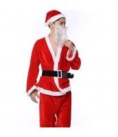 クリスマスコスプレ サンタクロース コスチューム xm1021