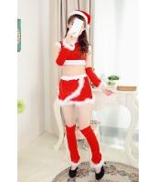クリスマスコスプレ レディースサンタクロース コスチューム xm1038