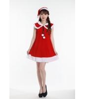 クリスマスコスプレ レディースサンタクロース コスチューム xm1048