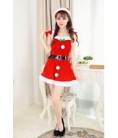 クリスマスコスプレ レディースサンタクロース コスチューム xm1051