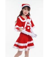 クリスマスコスプレ レディースサンタクロース コスチューム xm1060